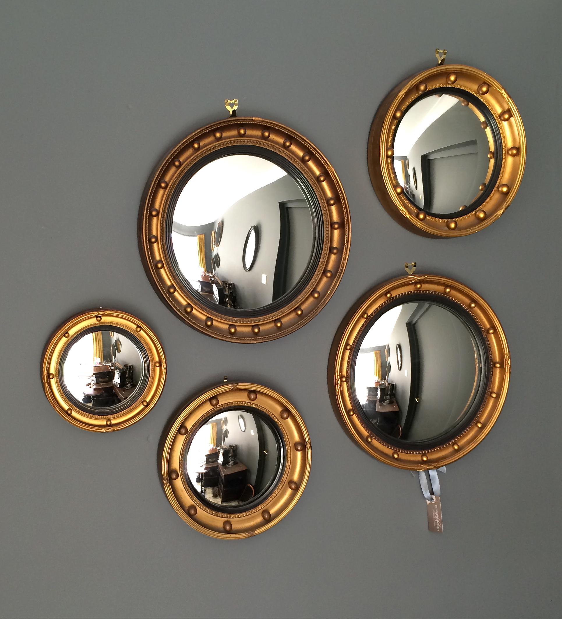 1950 S Convex Mirror