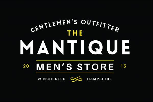The Mantique logo